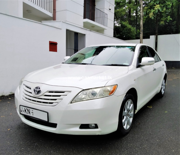 Toyota Camry G Limited 2007