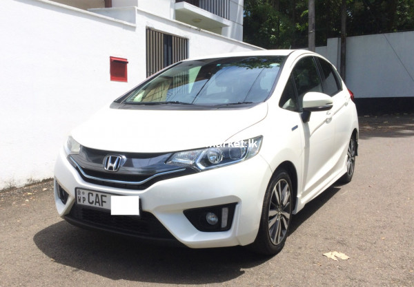 Honda Fit GP-5 2014