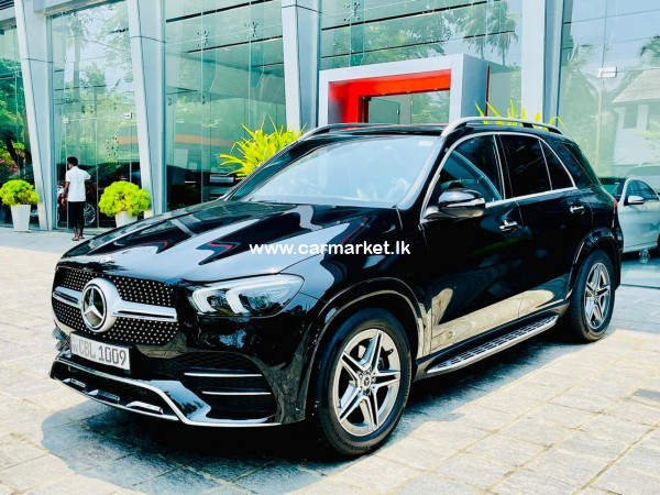 Mercedes-Benz GLE 300D 2019