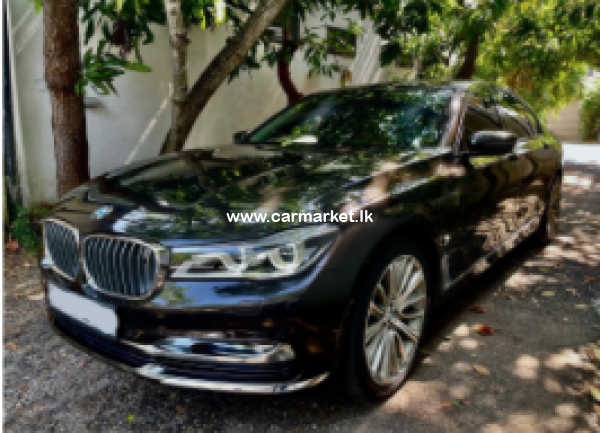 BMW 740Le Luxuary Lines LWB 2017