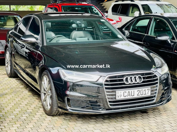 Audi A6 S LINE TFSI Package 2015